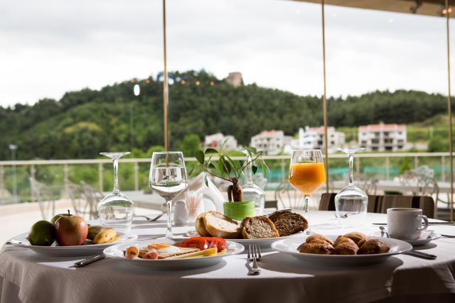Elpida Resort & Spa, Σέρρες - πρωινό