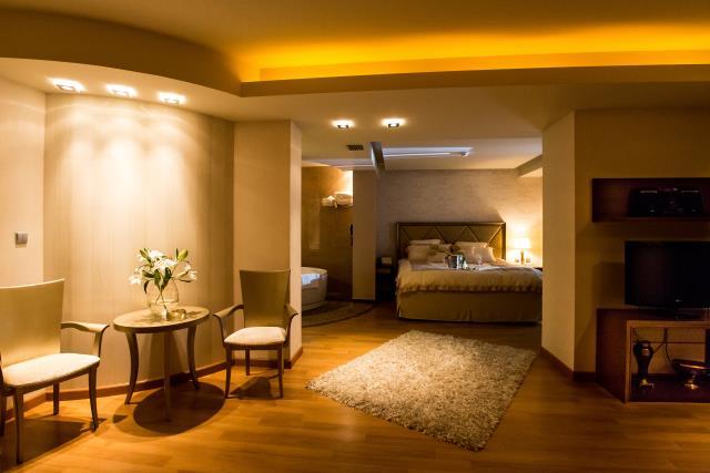 Elpida Resort & Spa, Σέρρες - σουίτα