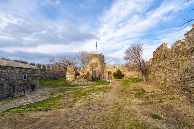 Φρούριο-Ακρόπολη Καβάλα