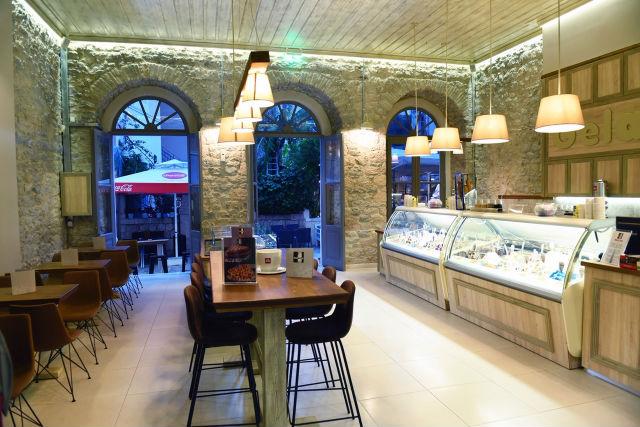 Gelarto Ναύπλιο, νέος χώρος