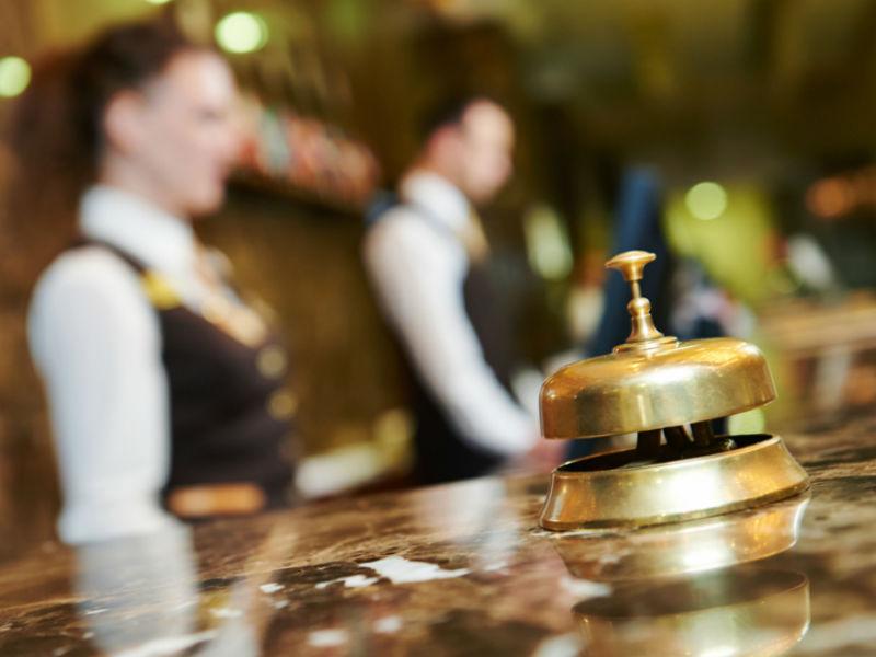 Φτάστε στο ξενοδοχείο αργά το μεσημέρι για να πετύχετε δωρεάν αναβάθμιση δωματίου