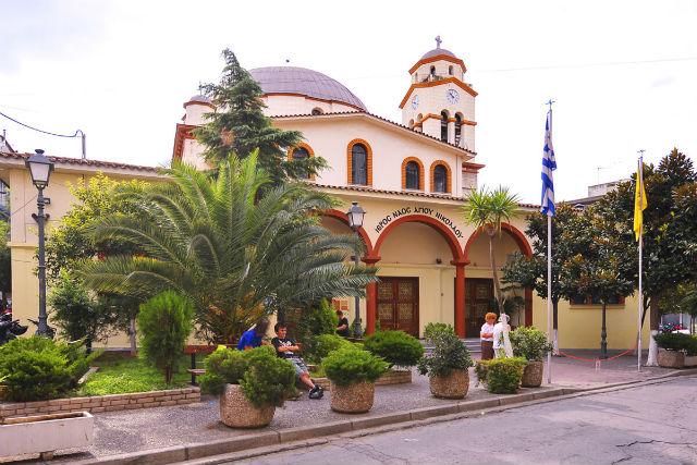 Ιερός Ναός Αγίου Νικολάου Καβάλα