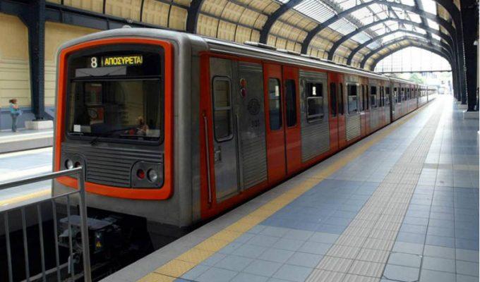 Ηλεκτρικός σιδηρόδρομος Αθήνα