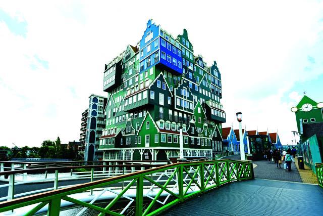 Inntel Hotel Zaandam, Ολλανδία