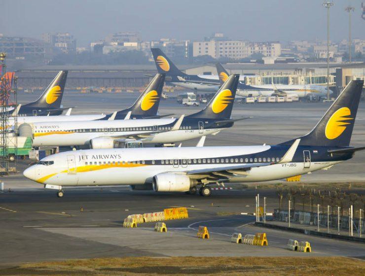 Σε κρίσιμη κατάσταση η Jet Airways - Ακυρώθηκαν όλες οι διεθνείς πτήσεις της