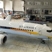 Jet Airways λουκέτο
