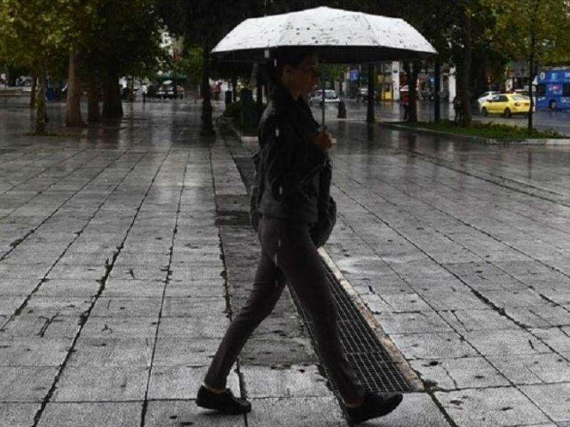 Καιρός: Έντονα φαινόμενα με βροχές και καταιγίδες! Που θα «χτυπήσουν»;