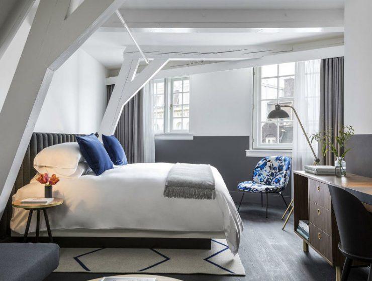 Στο Άμστερνταμ το πρώτο ξενοδοχείο της αλυσίδας Kimpton Hotels & Restaurants στην Ευρώπη!