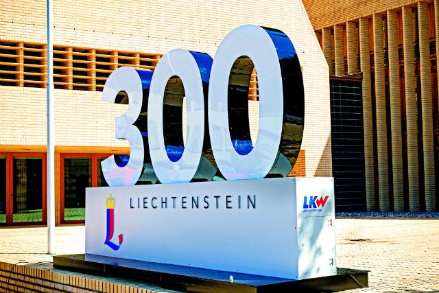"""Λιχτενστάιν: 300 χρόνια από τη """"γέννησή"""" του"""
