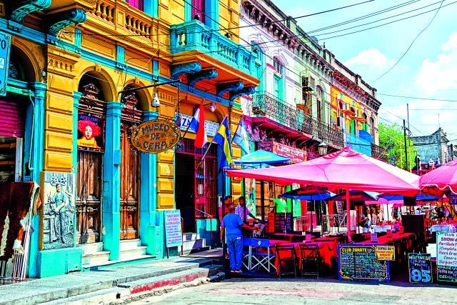 Μπουένος Άιρες low budget ταξίδια