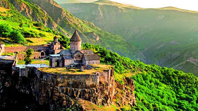 Αρμενία low budget ταξίδια