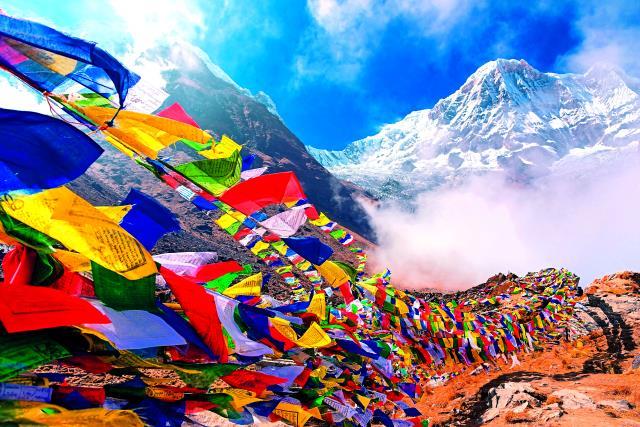 Νεπάλ low budget ταξίδια