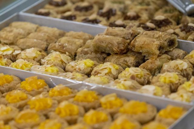Μαυρογιάννης γλυκά, Σπάρτη