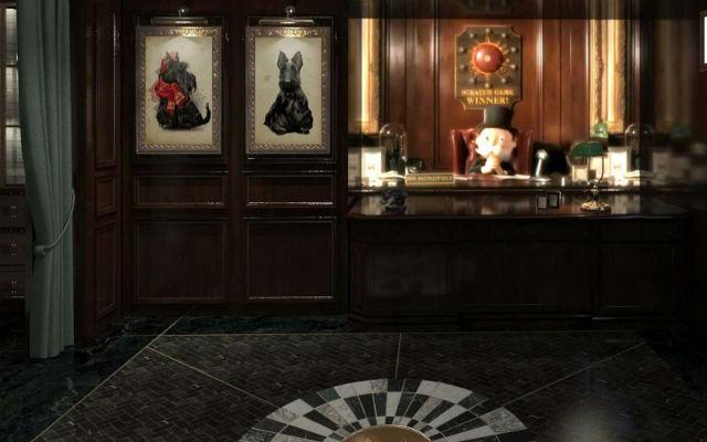 Monopoly θεματικό δωμάτιο