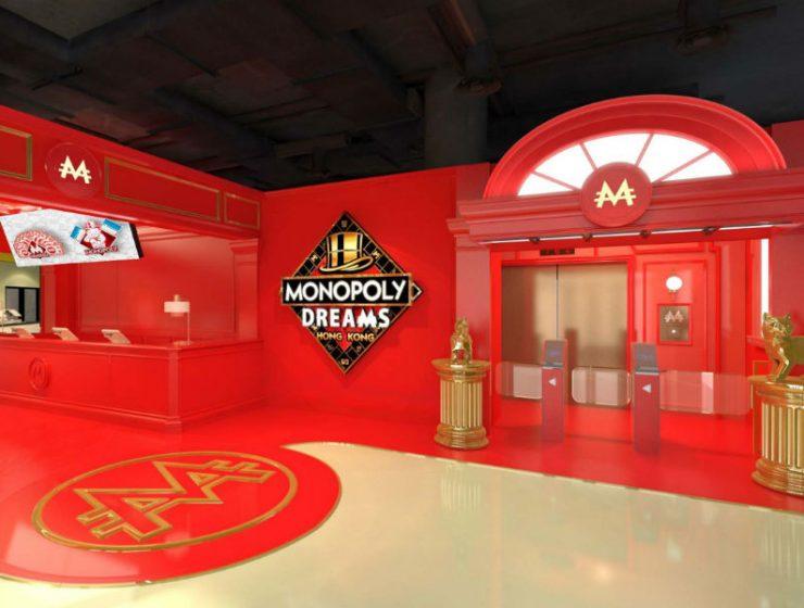 θεματικό πάρκο Monopoly Χονγκ Κονγκ