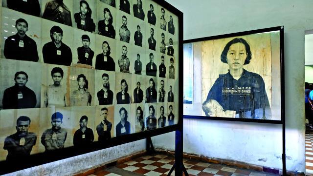 Καμπότζη- Dark Tourism