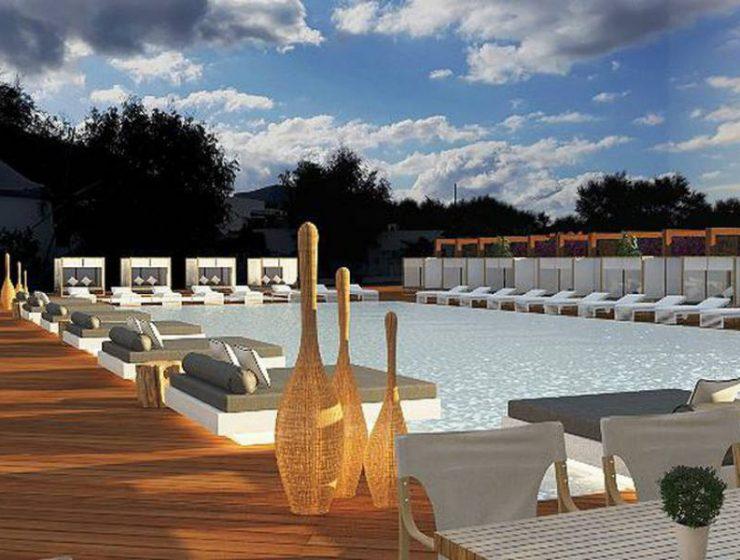 Νέο ξενοδοχείο Nikki Beach στη Σαντορίνη