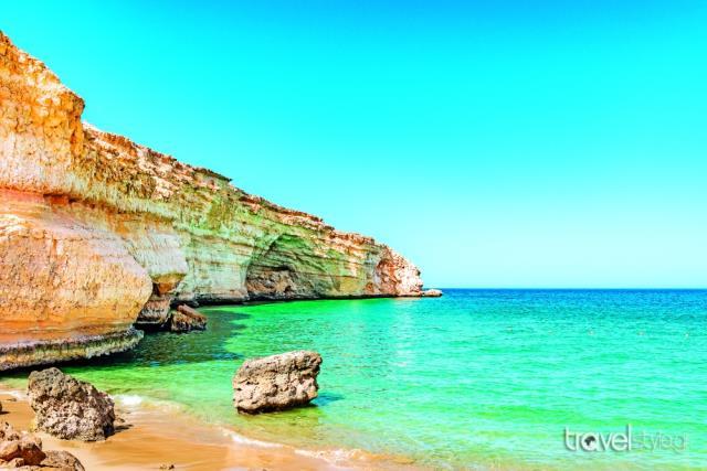 Παραλίες στο Ομάν