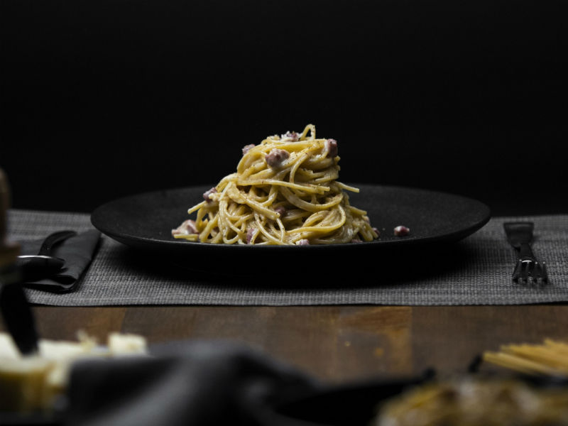 Παγκόσμια Ημέρα Καρμπονάρας - αυθεντική συνταγή