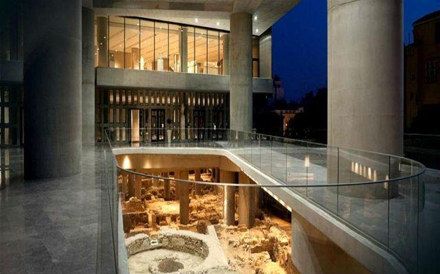 Παγκόσμια Ημέρα Μνημείων - Μουσείο Ακρόπολης
