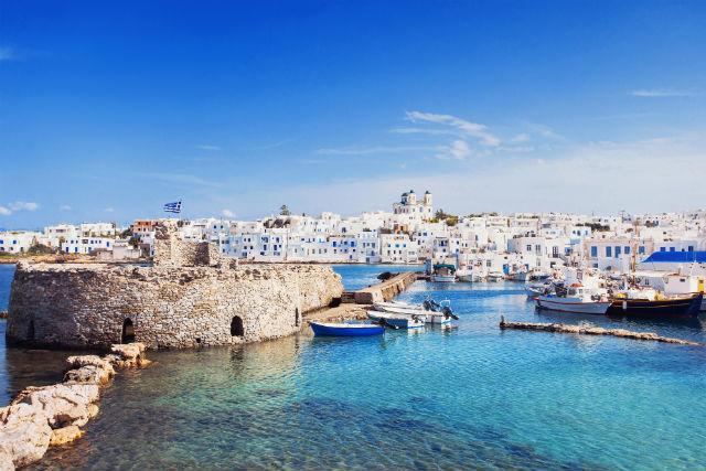 Πάρος - ελληνικά νησιά