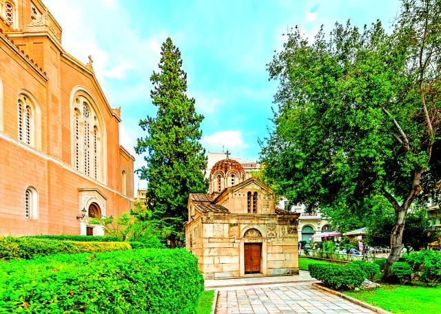 Ναός Θεοτόκου Γοργοεπήκοου και Αγίου Ελευθερίου