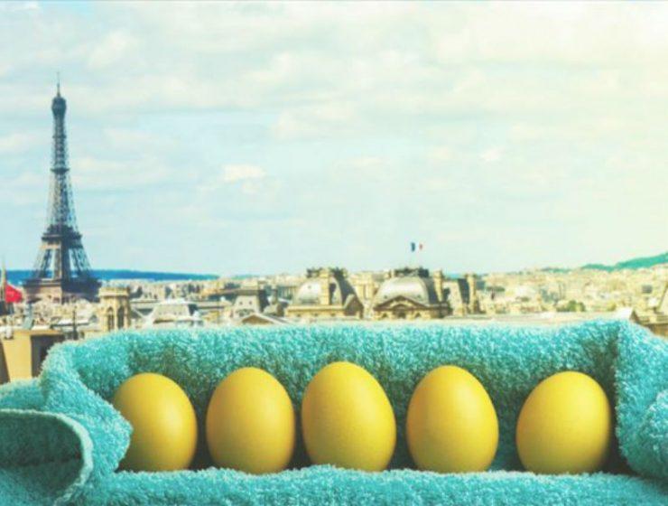 Πάσχα στο Εξωτερικό, Παρίσι