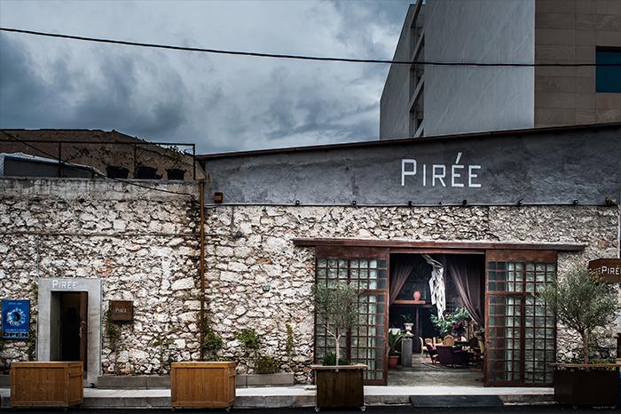 Open House Athens Piree