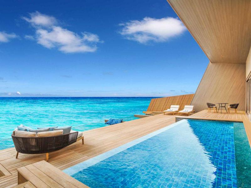 Booking.com: Τα 5 πιο πολυτελή ξενοδοχεία στον κόσμο! Ανάμεσά τους και ένα ελληνικό!