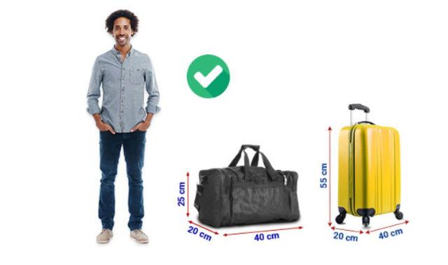 Προτεραιότητα & 2 χειραποσκευές - Ryanair