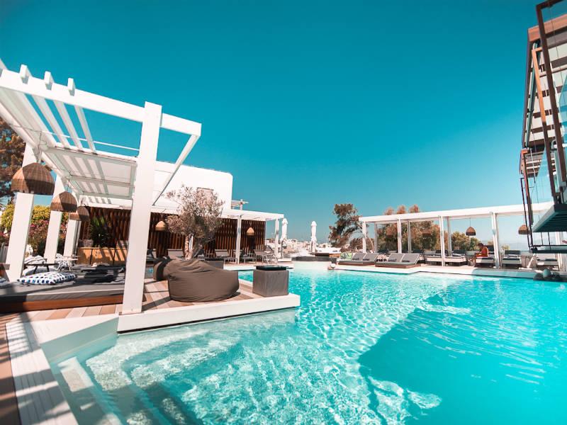 Semeli Hotel, Μύκονος - πισίνα