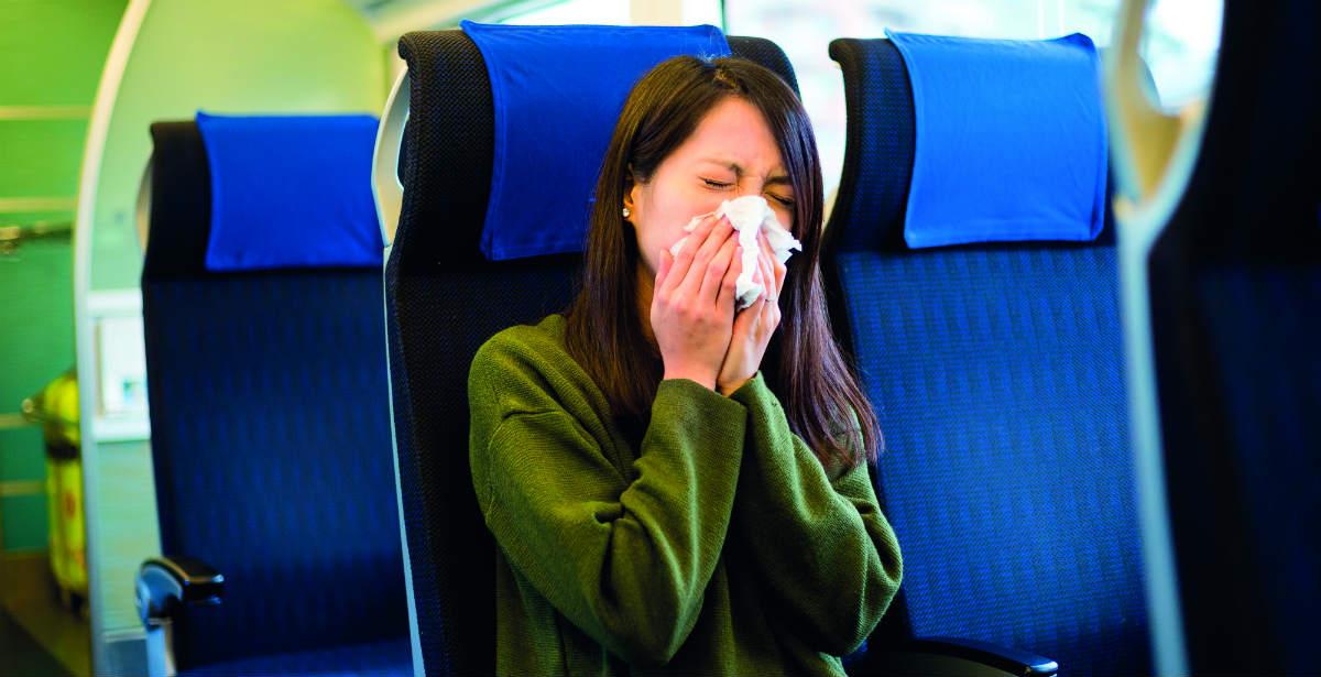 Αρρώστια στο ταξίδι στο εξωτερικό tips