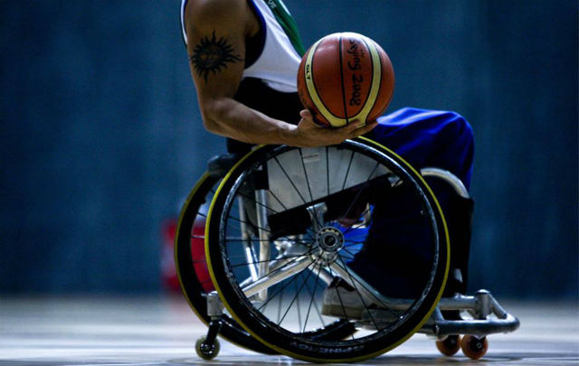 Sportexpo, άτομα με αναπηρία