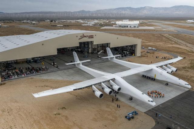 μεγαλύτερο αεροσκάφος στον κόσμο
