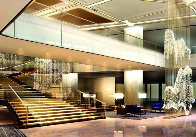 Sunrise Kempinski Hotel, Huairou Πεκίνο