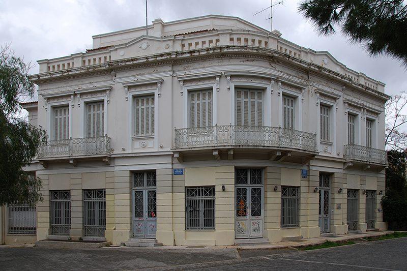 Open House Athens αρχαιολογία Αθηνών