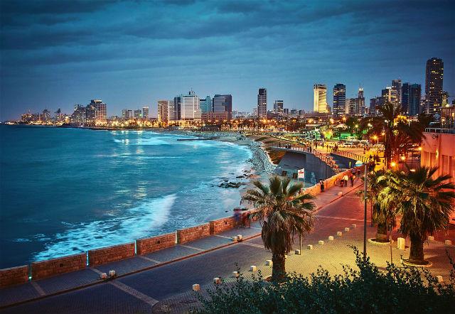 Τελ Αβίβ, Ισραήλ