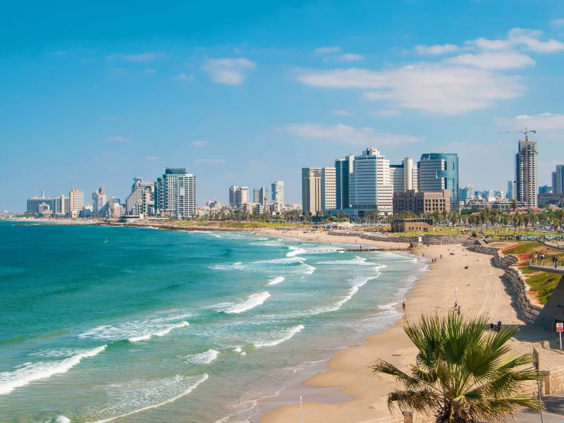 Alitalia: Μεγάλη προσφορά! Φύγαμε για Τελ Αβίβ με αεροπορικά μόνο από 97€ μετ' επιστροφής!