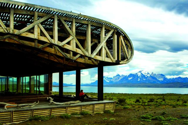 Tierra Patagonia Hotel & Spa - Εθνικό Πάρκο Torres del Paine,  Χιλή