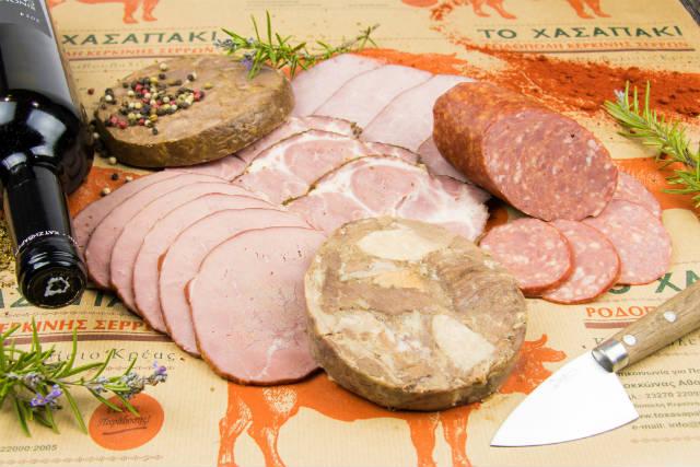 Βουβαλίσιο κρέας - Το Χασαπάκι