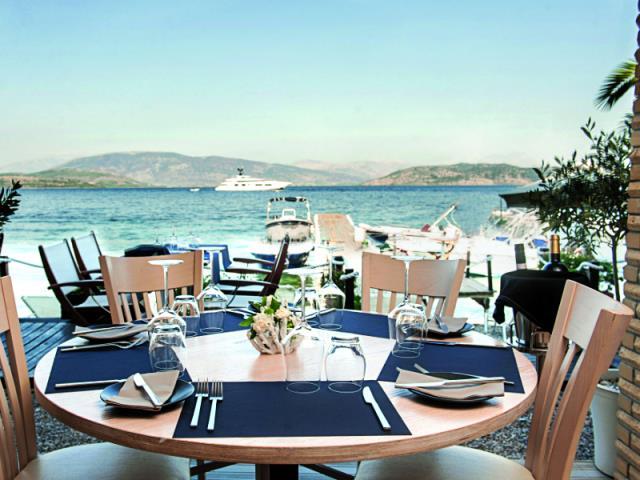 Toula's εστιατόριο Κέρκυρα
