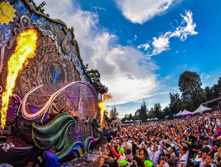 Unite Tomorrowland music festival