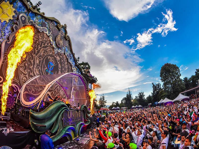 Unite Tomorrowland music festival