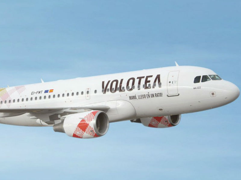 Volotea: Νέα προσφορά! Αεροπορικά εισιτήρια για Ελλάδα και Ευρώπη μόνο με 29€!