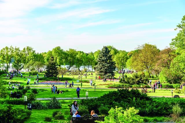 Πάρκο στο Βουκουρέστι