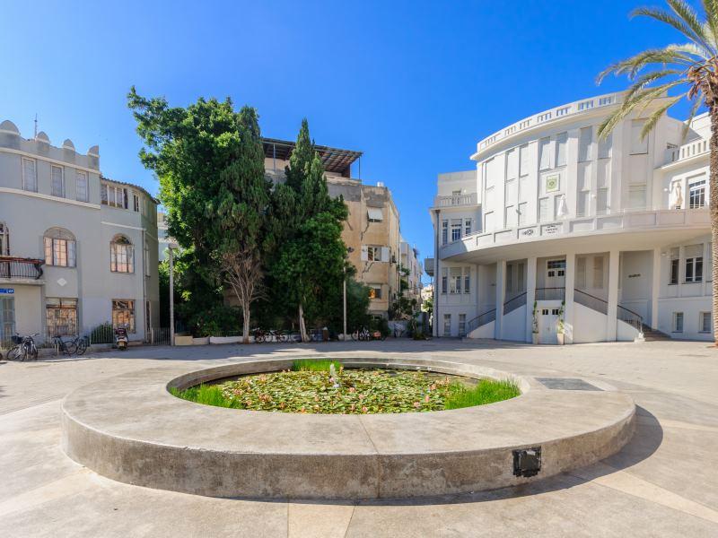 Τελ Αβίβ αρχιτεκτονική