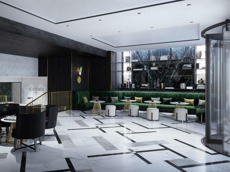 Academia of Athens: Οι πρώτες φωτογραφίες του νέου 5άστερου ξενοδοχείου της Marriott στο κέντρο της Αθήνας!