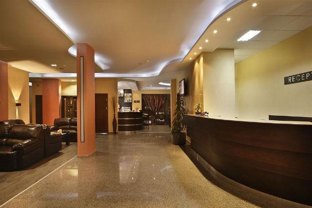 City Avenue Hotel, Σόφια