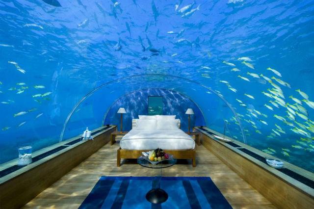 Conrad Maldives Rangali Island Hilton
