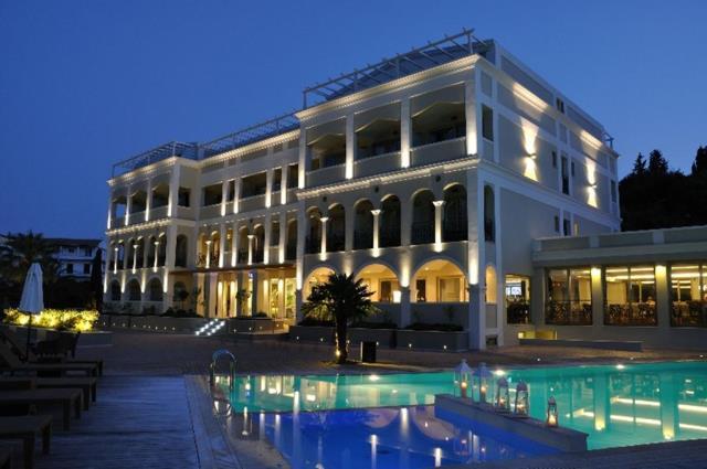 Corfu Mare, Κέρκυρα